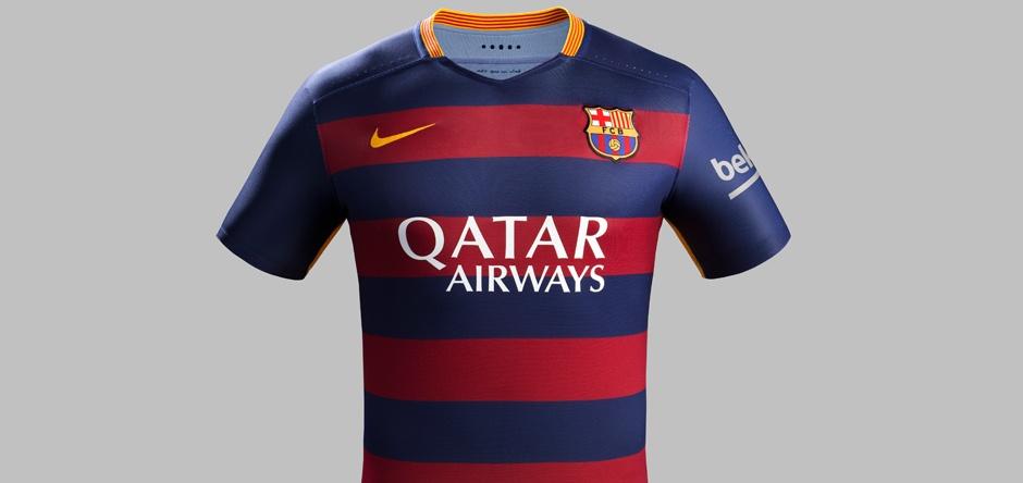 Es oficial  la histórica nueva camiseta Nike del Barcelona para la ... 86f539a3eaf