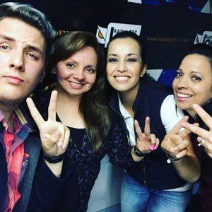 Monica Serrano, Vanessa Feijoo, Hari Ludeña
